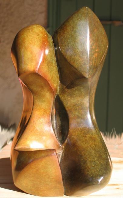 Mandel Sonia - DUO  Bronze 3/8