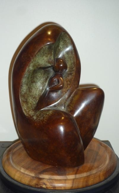 Mandel Sonia - NAISSANCE LILOU   Bronze 2/8