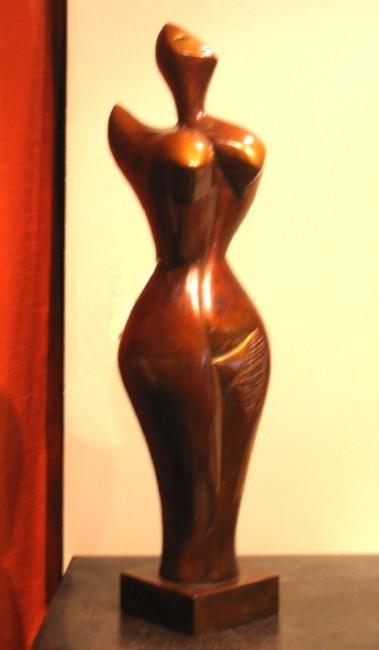 Mandel Sonia - CALLIPYGE TRIOMPHANTE  Bronze 2/8