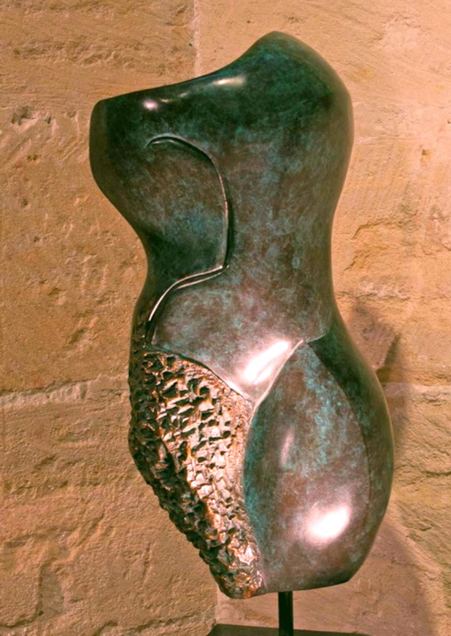 Mandel Sonia - BUSTE FEMME  Bronze 1/8