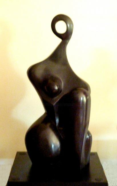 Mandel Sonia - CUBIST'ELLE Noire Bronze 4/8