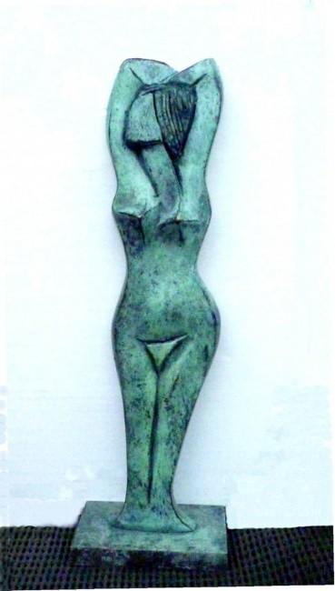 Mandel Sonia - EVA Bronze 1/8 Grand modèle