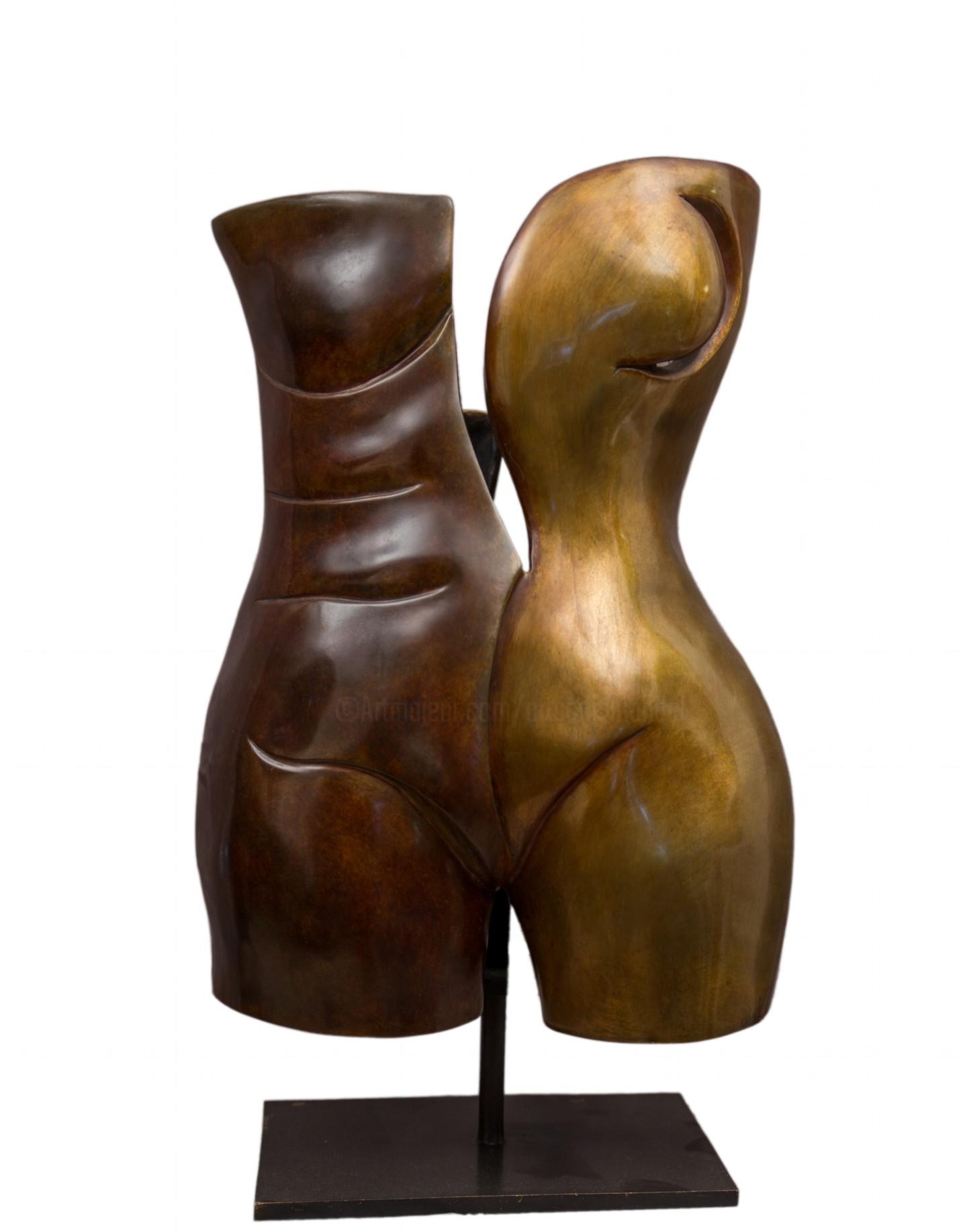 Mandel Sonia - OSMOSE  Bronze 1/8