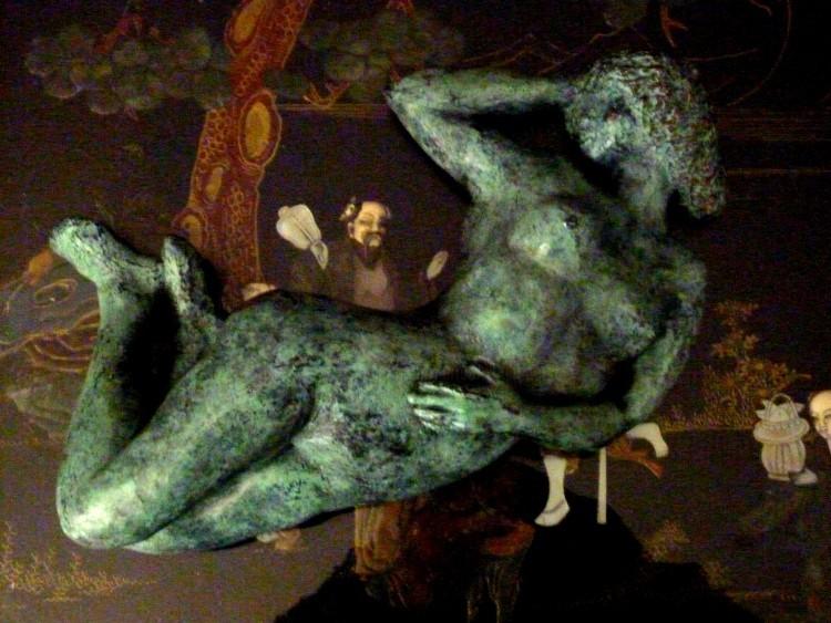 Mandel Sonia - SENSUALITE Bronze 2/8 Vert