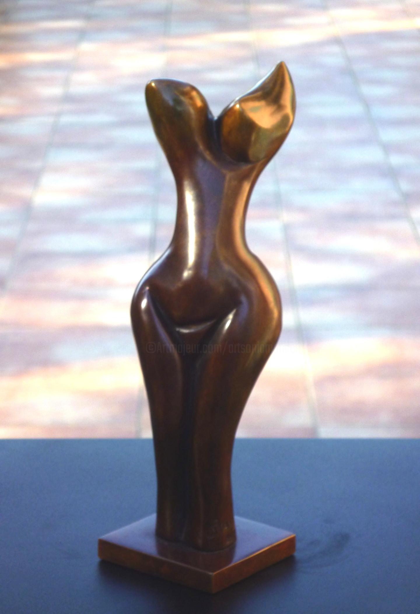 Mandel Sonia - DESIR   Bronze 1/8