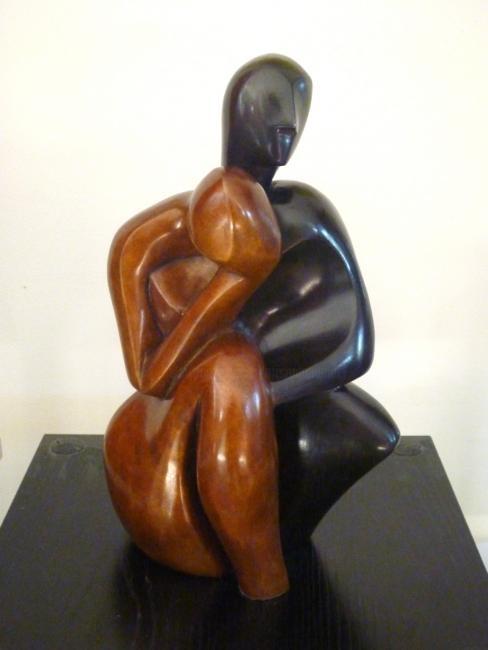 Mandel Sonia - FUSION-DUO Bronze Bicolore face 1/8