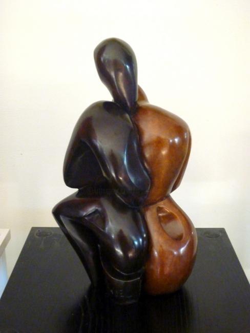 Mandel Sonia - FUSION-DUO Bronze Bicolore dos 1/8