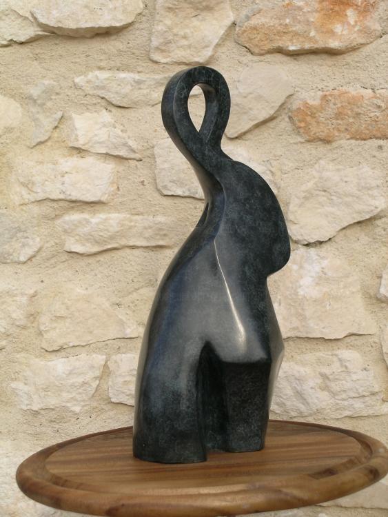 Mandel Sonia - CLEF DE VIE  Bronze 1/8